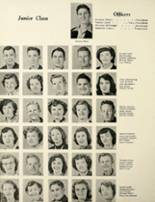 1953 Houston High School Yearbook Page 32 & 33