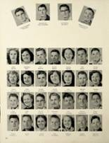 1953 Houston High School Yearbook Page 36 & 37