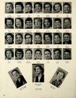 1953 Houston High School Yearbook Page 42 & 43
