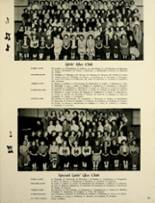 1953 Houston High School Yearbook Page 44 & 45