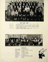 1953 Houston High School Yearbook Page 46 & 47