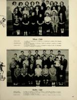 1953 Houston High School Yearbook Page 50 & 51