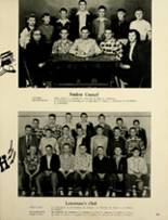 1953 Houston High School Yearbook Page 52 & 53