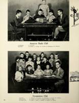 1953 Houston High School Yearbook Page 56 & 57