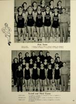 1953 Houston High School Yearbook Page 58 & 59