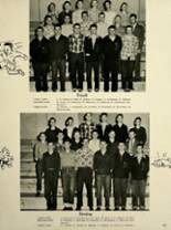 1953 Houston High School Yearbook Page 62 & 63
