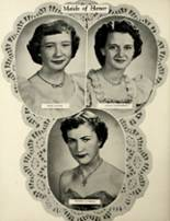 1953 Houston High School Yearbook Page 68 & 69