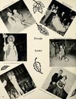 1953 Houston High School Yearbook Page 70 & 71