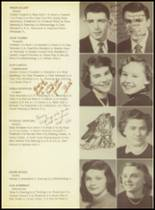 1954 Roeliff Jansen Central School Yearbook Page 10 & 11