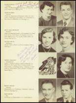 1954 Roeliff Jansen Central School Yearbook Page 14 & 15