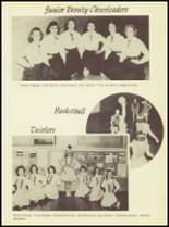 1954 Roeliff Jansen Central School Yearbook Page 34 & 35