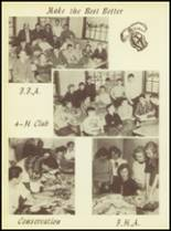1954 Roeliff Jansen Central School Yearbook Page 38 & 39