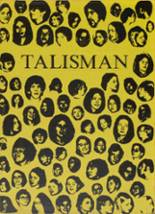 1972 Yearbook Penney High School