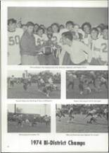 1975 Hermleigh School Yearbook Page 14 & 15