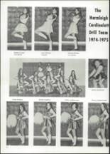 1975 Hermleigh School Yearbook Page 16 & 17