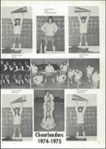 1975 Hermleigh School Yearbook Page 18 & 19