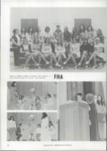 1975 Hermleigh School Yearbook Page 42 & 43