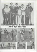1975 Hermleigh School Yearbook Page 78 & 79