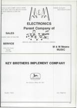 1975 Hermleigh School Yearbook Page 102 & 103