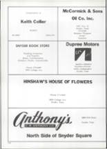 1975 Hermleigh School Yearbook Page 114 & 115