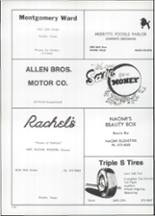 1975 Hermleigh School Yearbook Page 120 & 121