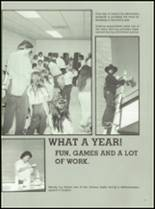 1988 Eula High School Yearbook Page 10 & 11