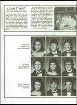 1988 Eula High School Yearbook Page 14 & 15