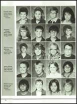 1988 Eula High School Yearbook Page 24 & 25