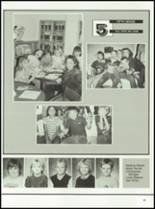 1988 Eula High School Yearbook Page 28 & 29
