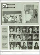 1988 Eula High School Yearbook Page 32 & 33