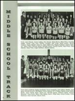1988 Eula High School Yearbook Page 74 & 75