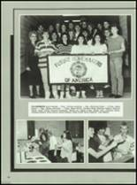 1988 Eula High School Yearbook Page 84 & 85