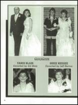 1988 Eula High School Yearbook Page 92 & 93