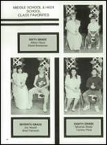 1988 Eula High School Yearbook Page 100 & 101