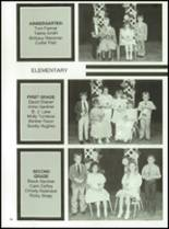 1988 Eula High School Yearbook Page 102 & 103