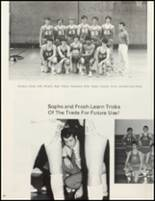 1972 Arlington High School Yearbook Page 42 & 43