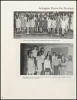 1972 Arlington High School Yearbook Page 52 & 53