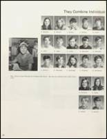 1972 Arlington High School Yearbook Page 108 & 109