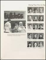 1972 Arlington High School Yearbook Page 122 & 123