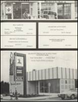 1972 Arlington High School Yearbook Page 158 & 159
