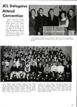 1963 Eastern Hills High School Yearbook Page 34 & 35