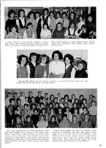 1963 Eastern Hills High School Yearbook Page 54 & 55
