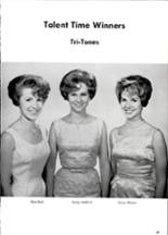 1963 Eastern Hills High School Yearbook Page 70 & 71