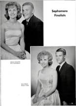 1963 Eastern Hills High School Yearbook Page 76 & 77