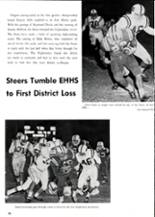 1963 Eastern Hills High School Yearbook Page 102 & 103