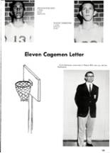1963 Eastern Hills High School Yearbook Page 108 & 109