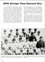 1963 Eastern Hills High School Yearbook Page 124 & 125