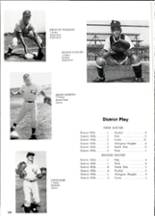 1963 Eastern Hills High School Yearbook Page 128 & 129