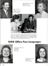 1963 Eastern Hills High School Yearbook Page 142 & 143