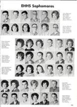 1963 Eastern Hills High School Yearbook Page 156 & 157